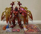 Jiangxing MetalBeast 01 Winged Dragon | Megatron - US SELLER - COMPLETE -LOOSE