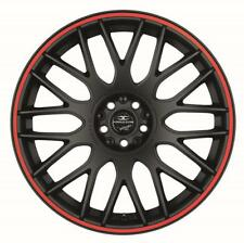 BARRACUDA KARIZZMA PureSports / Color Trim rot Felge 7,5x17 - 17 Zoll 4x114,3 Lo