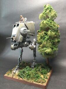 Bandai Star Wars AT-ST Model Kit Scale 1/48