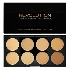 Makeup Revolution Ultra Cover and Conceal  Palette Light - Medium