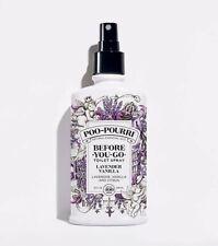 Poo-Pouri Before-You-Go Toilet Spray 8 oz Bottle, Citrus, Lavender and Vanilla