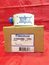 New Ferraz Shawmut A15QS4000-128IL 4000 Amp 150 Volt Semiconductor Fuse NIB
