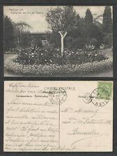 1909 MECHELEN BELGIUM INGANG van den hof der PASTORIJ POSTCARD