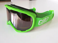 GIRO Focus Skibrille, Bright Green, Neu