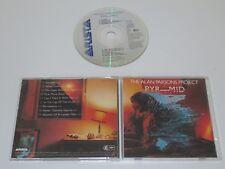 THE ALAN PARSONS PROJECT/PYRAMID(ARISTA 610 141-222) CD ALBUM