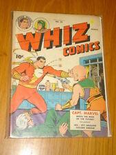 WHIZ COMICS #72 VG (4.0) 1946 MARCH FAWCETT*