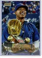 Marcus Stroman 2019 Topps Stadium Club 5x7 Gold #218 /10 Blue Jays