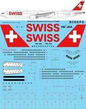 26Decals 1/144 Boeing 777-300ER - Swiss International Air Lines - Laser Decal