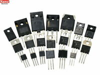 Power MOSFET IGBT Transistors Selection Kemo S106 Mixed Values 20pc