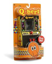 Classic Arcade Game - Q*Bert - Handheld Electronic Game - NEW