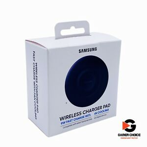 Samsung EP-P3105TBEWMT Wireless Charger Pad, Black With Plug