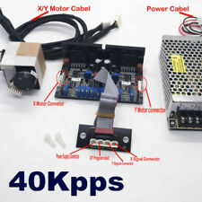 40kpps High Speed Galvo Scanner For Laser Show Lightingrgb Laser System Scanner
