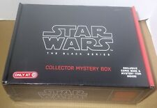 NEW 2019 Target Exclusive Star Wars: The Black Series Mystery Collector Box