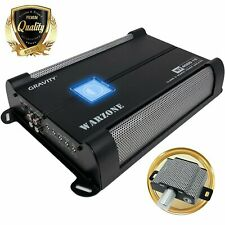 Gravity 4000W Class D 1Ohm Stable car audio Subwoofer bass Competition Amplifier