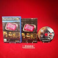Fight Club - Sony Playstation 2 PS2 PAL Game Oz Seller Complete *BRCollectables*