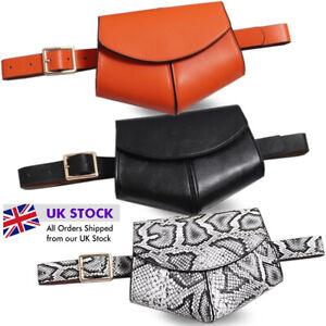 Women Waist Belt Bag Serpentine Vintage Waist Bags Girl Fashion Gift Christmas