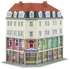 Faller HO Scale Building/Structure Kit Henninger Department Store/Row Houses