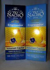 Tio Nacho Engrosador { Thicker Effect Hair 1 Shampoo & 1 Conditioner }