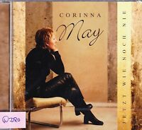 CORINNA MAY + CD + Jetzt wie noch nie + 12 starke Songs + NEU + OVP +