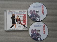 FILM-DVD-DIVX VIDEO-FREAKY FRIDAY-JAMIE LEE CURTIS-LINDSAY LOHAN-Movie.de-__--