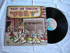 Frut Keep on Truckin' mint original Westbound MC5 RARE 1970