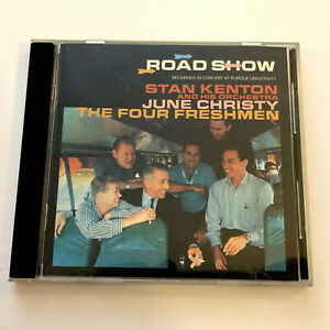Stan Kenton And His Orchestra – Roadshow (CD) June Christy / The Four Freshmen