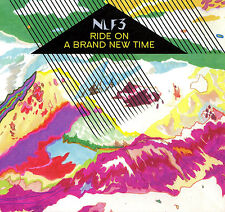 NLF3 - RIDE ON A BRAND NEW TIME - CD 10 TITRES - 2008 - NEUF NEW NEU