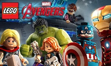 Take-two 1000565749 Lego Marvels Avengers X360