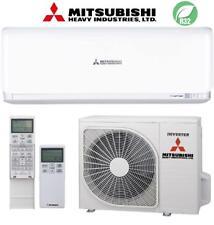 Split-Klimaanlage-Set Hyper-Inverter Mitsubishi SRK35ZSX-W Wandg. 3,5/4,3kW R32