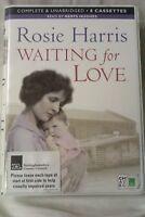 Waiting for Love: Rosie Harris: Unabridged Cassette Narr Nerys Hughes