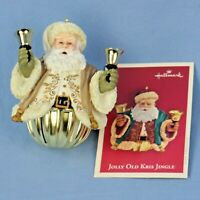 Hallmark Jolly Old Kris Jingle Keepsake Ornament Original Box