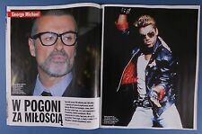 George Michael Wham mag.from Poland Kasia Struss, ROMA GASIOROWSKA