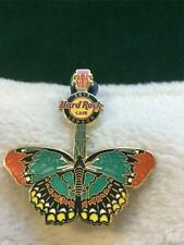 Hard Rock Cafe Pin London 2015 ~ Butterfly Guitar ~ #2 of 4 in Series