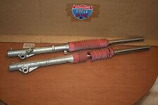 1990 Honda XR80R Front Fork Tubes Shocks 90