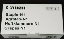 CANON 1007b001 Agrafe Staple N1 / 3 Cartridges In Box - NEW NEUF REPROGRAPHIE