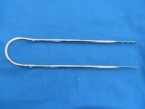 """Retro 24"""" Sissy Bar for Stingray or Other Banana Seat Bicycles - New"""