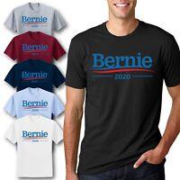Bernie 2020 Logo Election Politics T-Shirt Sanders Presidential Campaign Tee