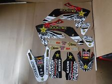 TEAM ROCKSTAR 150RB HONDA PTS  GRAPHICS  HONDA CRF150R CRF150RB  LIQUID COOLED