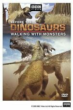 NEW - Before the Dinosaurs: Walking With Monsters