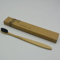 Eco-friendly Bamboo Toothbrush Handle Soft Bristles Tooth Brush Oral Care Health