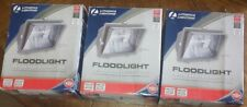 New listing Lot of 3 Lithonia Lighting Ofl 300/500Q 120 Lp Bz M6 Halogen Floodlights New!