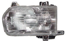 New Replacement Headlight Assembly LH / FOR 1996-98 & EARLY 99 NISSAN PATHFINDER
