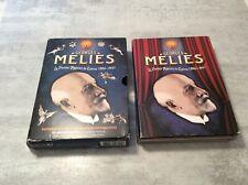 5 DVD Georges Méliès Premier Magicien Du Cinéma 1896-1913 VIDÉO FILM PAL VF FR