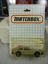 Rare! Matchbox Russian ?? package   Lesney - Toyota Celica XX 2600G  GREY