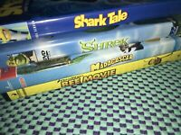 Bee Movie/Shrek/Madagascar/Shark Tale DVD Lot of 4 Fast Free Shipping