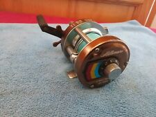 DIAWA MILLIONARE 5HS BAITCASTING REEL GOOD WORKING CONDITION FISHING