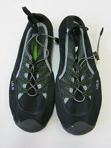 Body Glove Black Rubber Barefoot Non-Slip Active Yoga Water Shoe Men Size 8