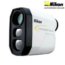 Nikon Coolshot 20i GII Laser Golf Rangefinder w/ Slope ID 6X Magnification 16666