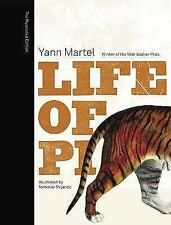 Life of Pi : A Novel Illustrated edition