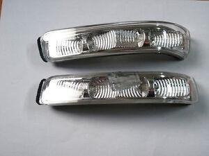 Genuine LH RH Side Mirror Turn Signal Lamp 2p for 2009 2012 Kia Borrego : Mohave